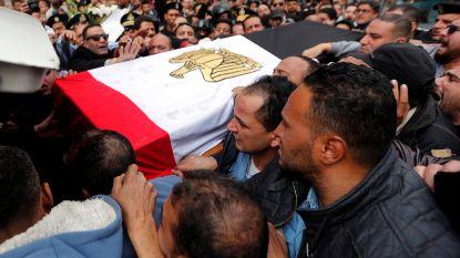 Drie politieganten door explosie in Cairo gedood