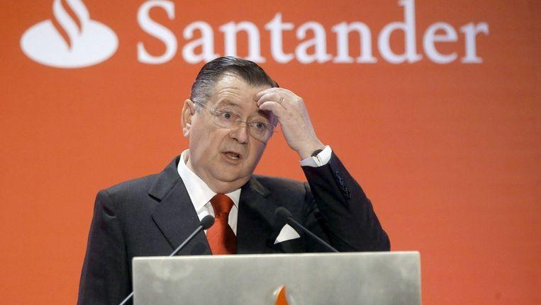 Alfredo Saenz. Beeld epa