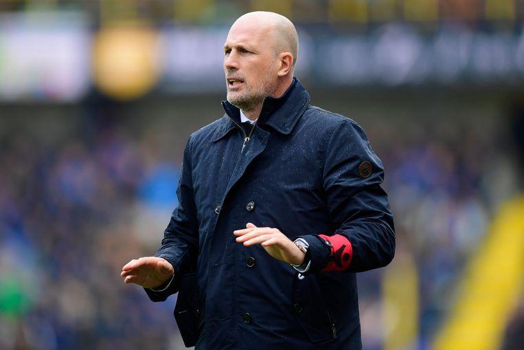 Clement staat voor drukke weken met Club Brugge.