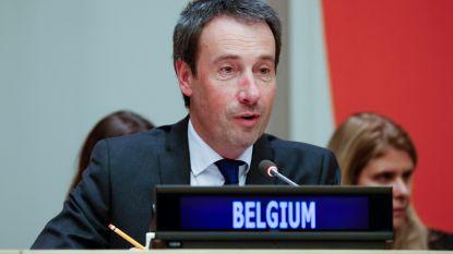 """Minister Goffin (MR) bij NAVO: """"België pleit voor constructieve dialoog met China"""""""