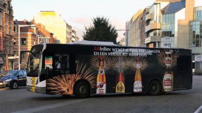 AB InBev voorziet extra feestbussen