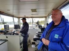 Veermannen in coronatijd: 'We zijn geen handhavers, maar schippers'