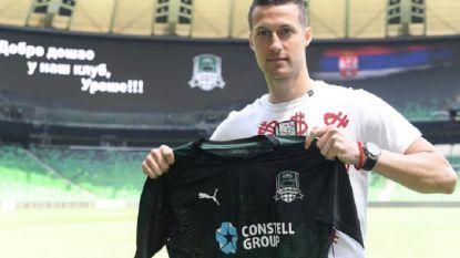 FT België 26/05: Anderlecht vangt 7 miljoen voor Spajic die tot 2023 tekent bij Krasnodar - Bolat weer international