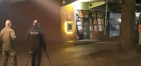 Plofkraak op geldautomaat in Bergen op Zoom