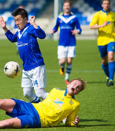 Scorende keeper helpt VRC naar finaleronde van play-offs