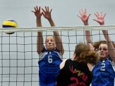 Volleybalsters Shot op weg naar promotieklasse