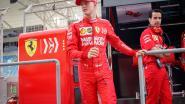 Mick Schumacher rijdt in Hockenheim rondjes met Ferrari van zijn vader