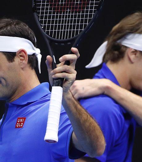 Alexander Zverev quitte l'agence de marketing Team 8 de Federer pour se gérer en famille