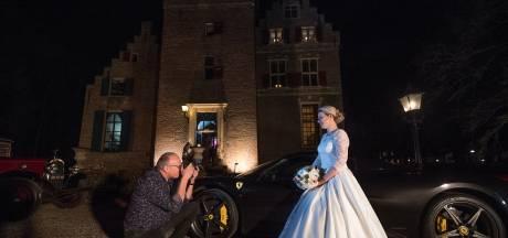 Kasteel Wijenburg als decor voor trouwbeurs