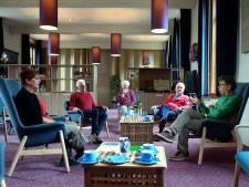 Het Buitenhuis draait om gedeelde interesses, niet om geheugenproblemen