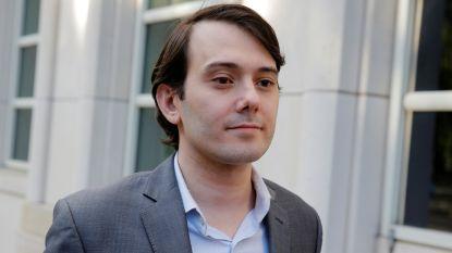7 jaar cel voor 'Pharma Bro' Shkreli die hiv-medicijn 50 keer duurder maakte