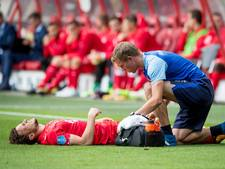 Ter Avest voorlopig uit de roulatie bij FC Twente
