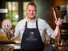 Ganzenlever met ananas, 'adhd-chefkok' Niels krijgt het op de kaart