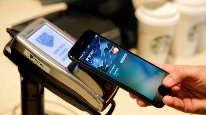 Apple Pay komt binnenkort naar België