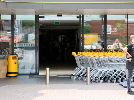 Grote storing in Oldenzaal verholpen, weer stroom in Jumbo en 250 huishoudens