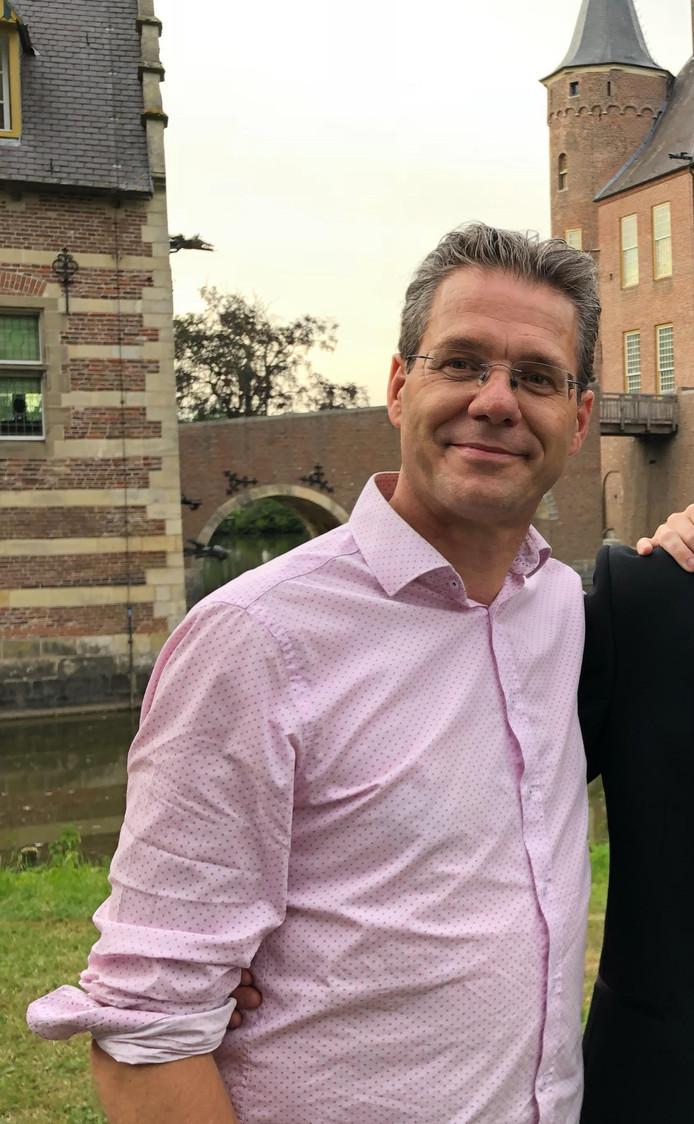 Maurice van den Akker, op een foto uit zijn Heeswijkse tijd.