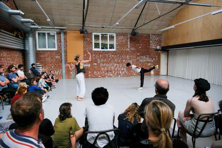 School voor hedendaagse dans: P.A.R.T.S.
