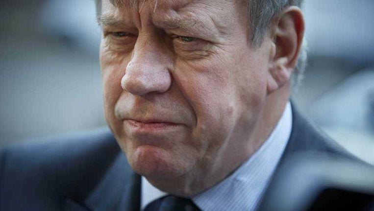 Ivo Opstelten. Beeld anp