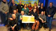 Nononses schenkt 2.250 euro aan G-sportclub
