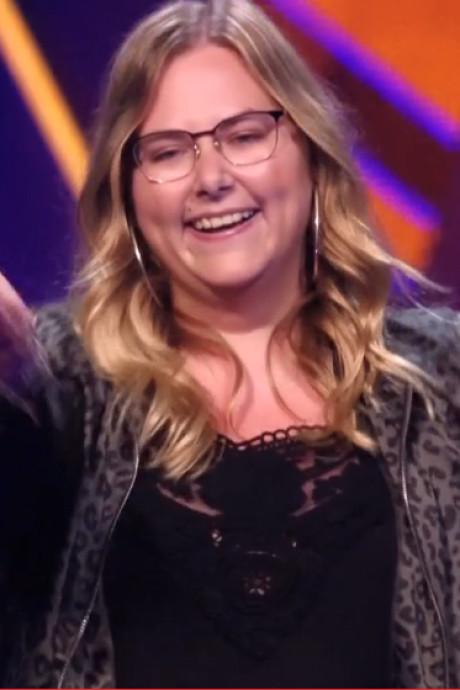 Vordense Cleo Vlogman strijdt vanavond voor een plek in liveshows The Voice