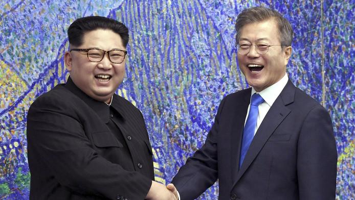 Les deux leaders s'étaient rencontrés pour la première fois le 27 avril