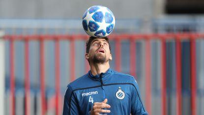 """FT België. Zomeraankoop Luan Peres mag alweer vertrekken bij Club Brugge - """"Partizan wil Obradovic"""""""