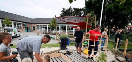 Kleinschalige dorpsschool in Giessen-Oudekerk barst van ideeën