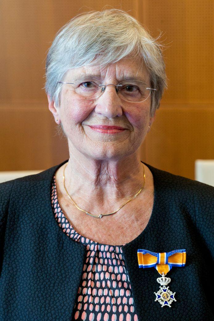 Mieke van Rens-Marechal.