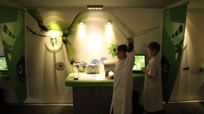 Leerlingen verkennen wetenschapstruck