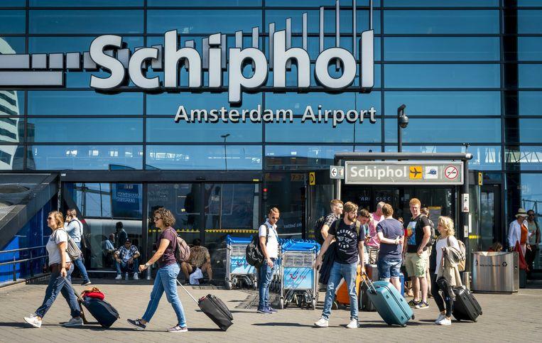 Schiphol Beeld ANP XTRA