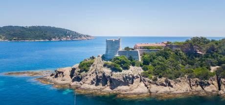 Eilandhoppen aan de Côte d'Azur