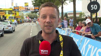"""Merijn Casteleyn over 8ste etappe: """"Een rit waarvoor de helft van de Belgen naar deze Tour is gekomen"""""""