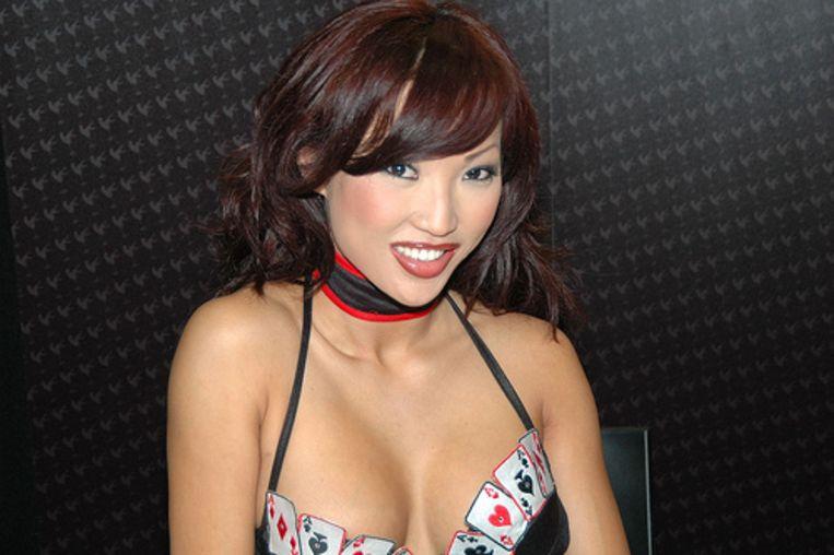 Felicia Tang: begonnen als actrice in films, maar in de porno beland.