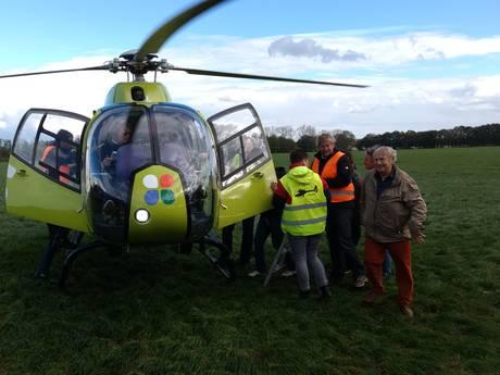 Tweehonderd Astenaren kunnen helikoptervlucht van bucketlist afstrepen