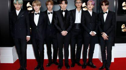 Koreaanse popgroep BTS rijgt records aan elkaar