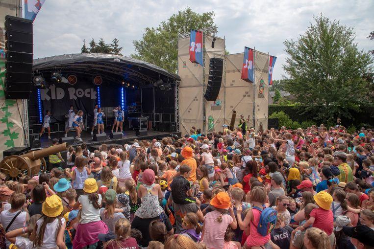 Kid Rock Wetteren lokte vorig jaar 10.000 bezoekers