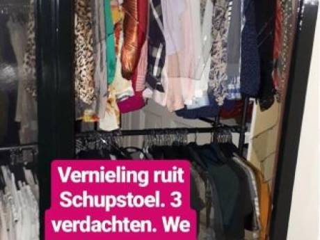 Ruit vernield in Zutphen, verdachten al op de korrel