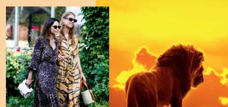 Beestig mooi voor The Lion King: zo draag je het best een dierenprint