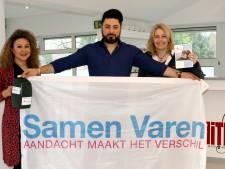 Stichting Samen Varen verwent vrouwen met borstkanker met bootreis om even hun zorgen te vergeten