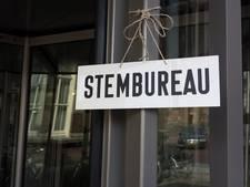 Toch raadsleden op stembureaus in Reimerswaal