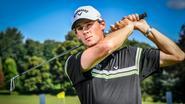 """Pieters oogst lof: """"Hij maakt even veel indruk op me als Tiger Woods destijds"""""""
