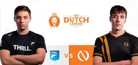 Dynasty en Team THRLL strijden voor laatste kans op finale Dutch League