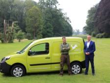 Stichting Het Utrechts Landschap verduurzaamt de bedrijfsauto's