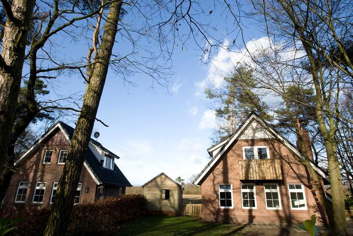 Het Rommelgebergte in Winterswijk. Foto ter illustratie.