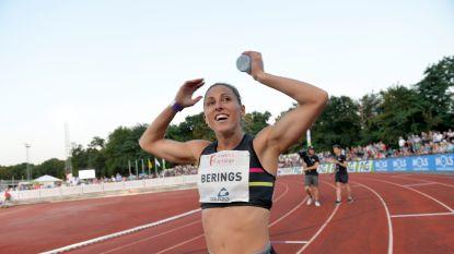 EK atletiek. Eline Berings draagt Belgische vlag bij openingsceremonie - Campener wil vooral genieten