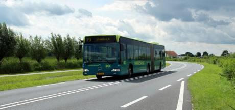 Extra bussen voor scholieren uit Noordoostpolder