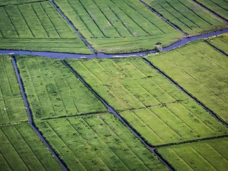 Tijdelijke noodpomp in kurkdroge Spuipolder: 'Een droge sloot kan enorm gaan stinken'