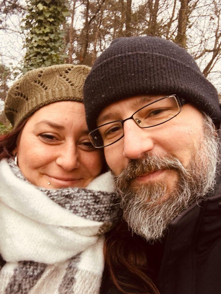 Xandee en haar nieuwe vriend Kris Bernac.