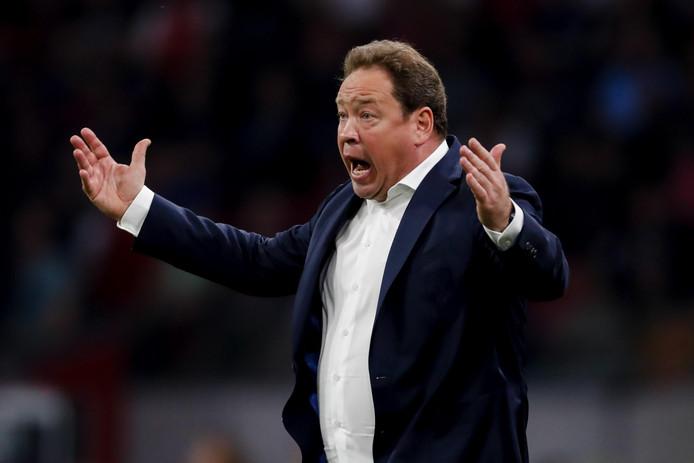 Leonid Sloetski belooft een spektakelstuk in GelreDome tegen FC Groningen.