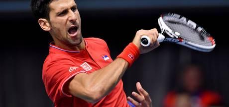 Djokovic in Davis Cup-team voor wedstrijd tegen Spanje